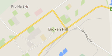 Directions to Broken Hill Mazda